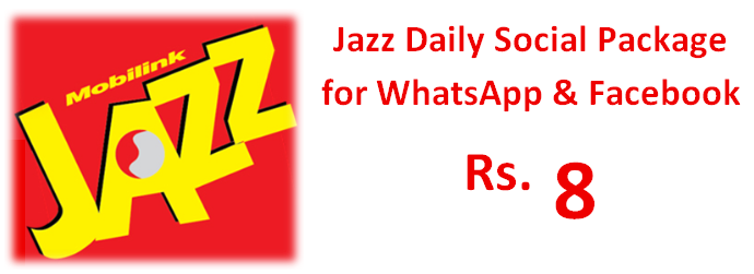 Jazz Daily Social Package Activation Code