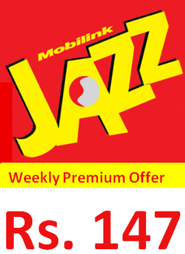 How to Subscribe Jazz Weekly Premium Offer